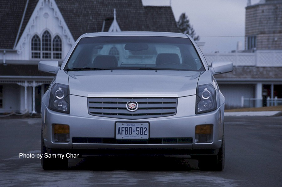 Canadian Auto Review - 2003 Cadillac CTS Test Drive