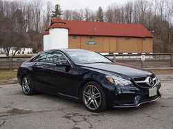 2016 Mercedes-Benz E550 Coupe
